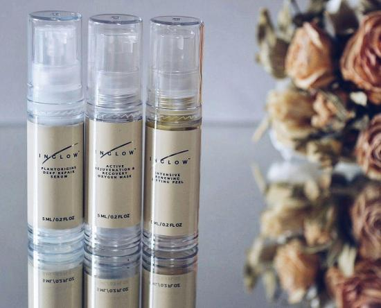 Мини-комплекс 3 Steps Organic Beauty